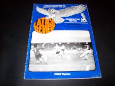 Oldham Athletic v Blackpool, 1977/78